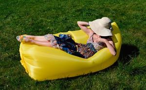 Походный диван-банан