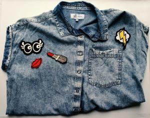 Нашивки для джинсовки